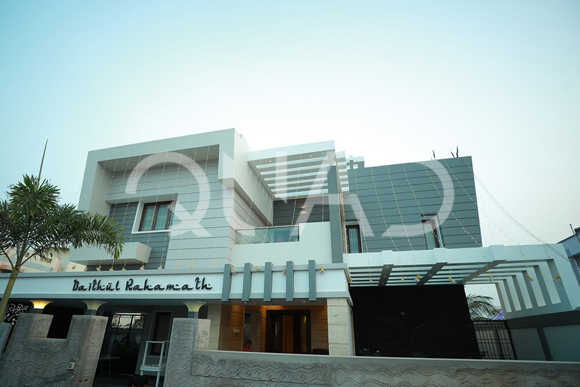 Quad Desigs | Mr.Hakeem Residence