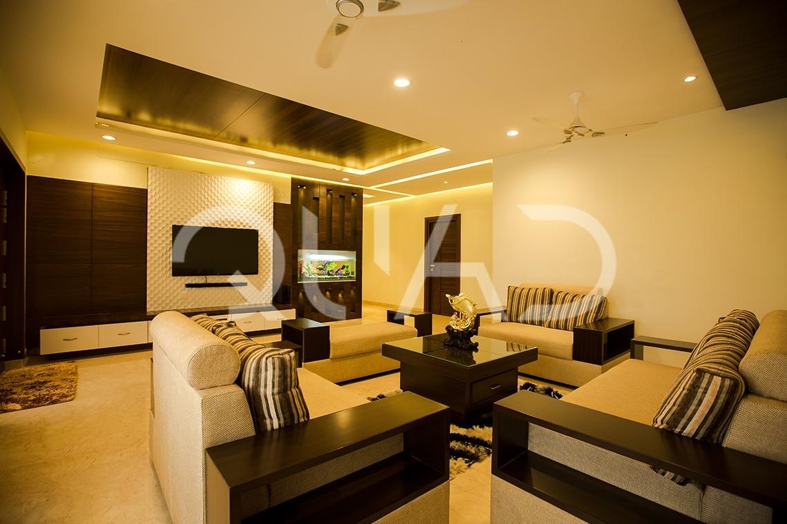 Quad Designs | Mr.Raja Residence