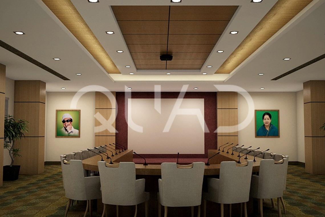 Quad Designs | Hosur Municipal Office