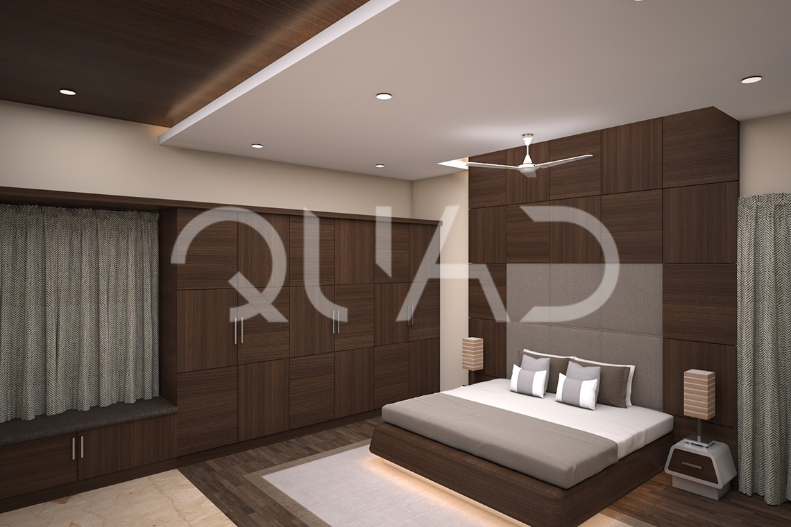 Quad Designs | Mr.Tamilarasan Residence