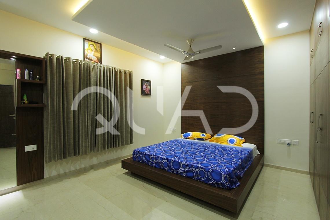 Quad Designs | Mr.Antony Thomas Residence