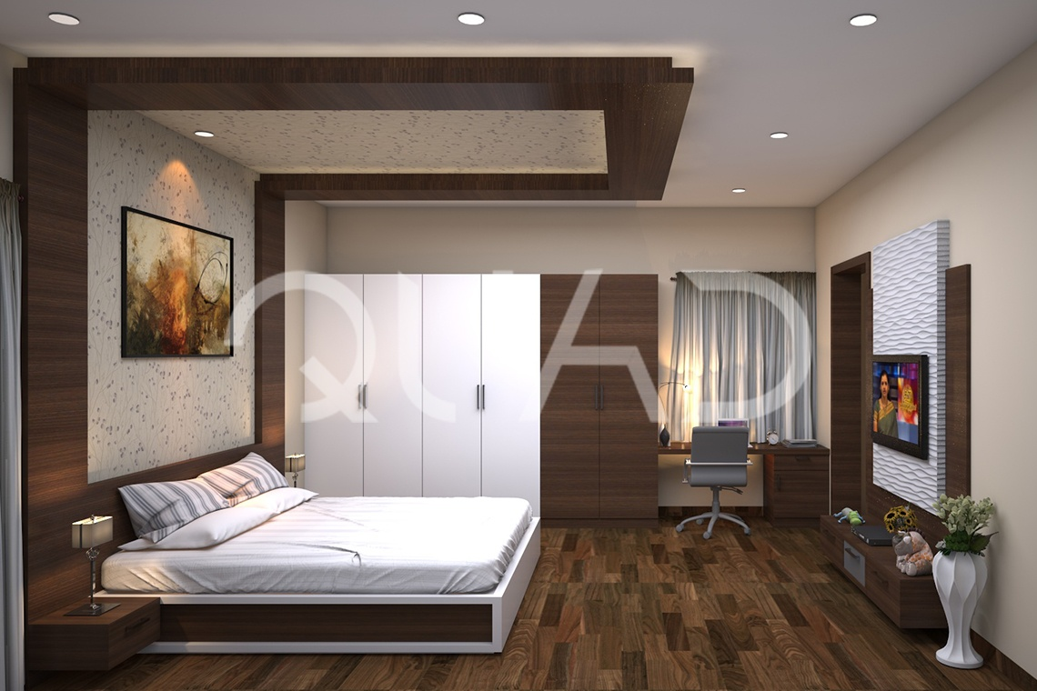 Quad Designs   Ms.Shanthi Residence